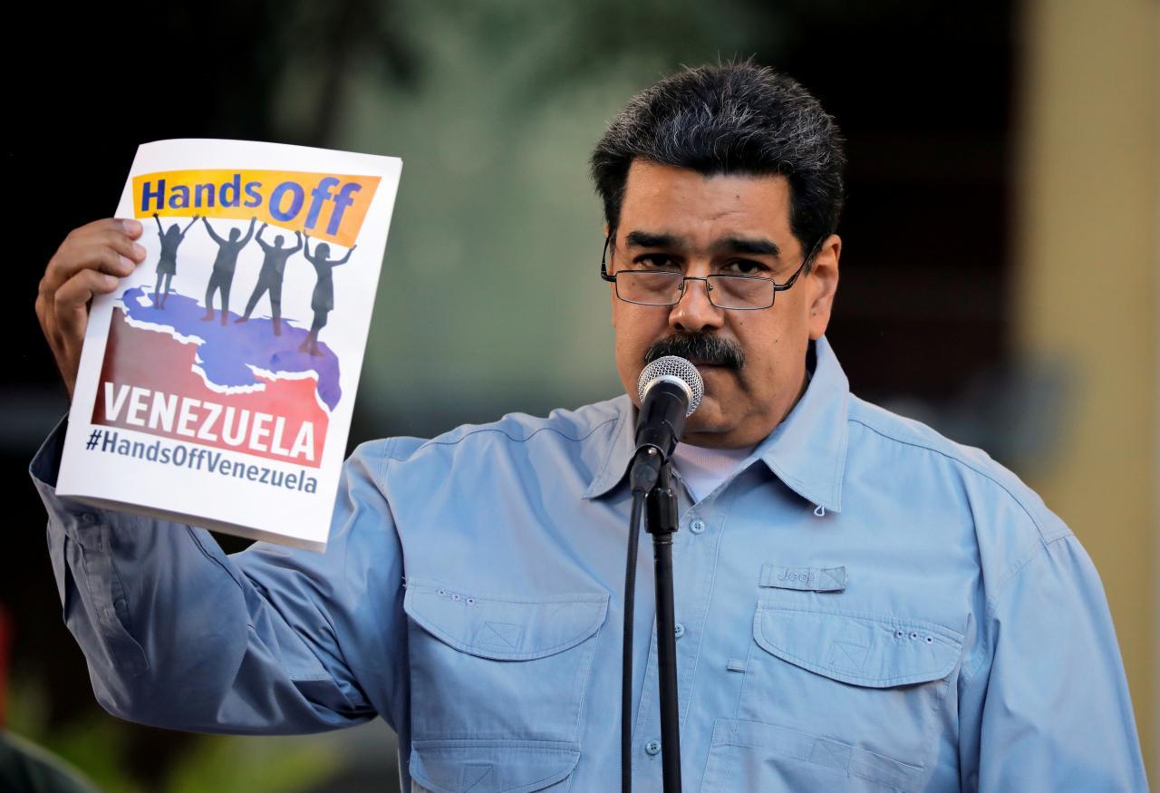 Hoa Kỳ gia tăng áp lực lên Tổng thống Venezuela Nicolas Maduro