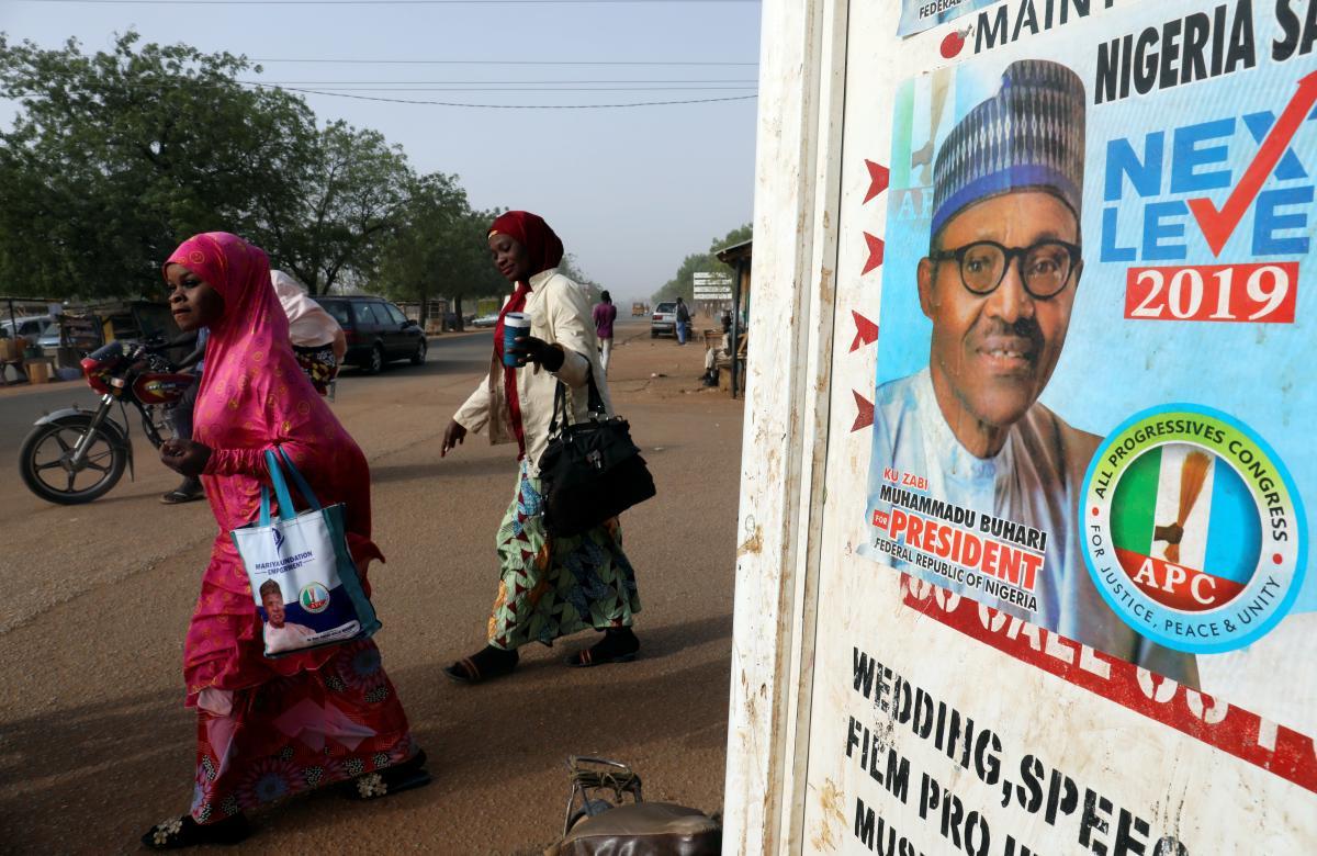 Cuộc bầu cử tổng thống ở Nigeria bị hoãn lại một tuần
