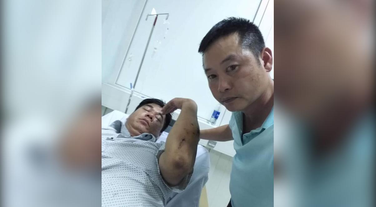 Mật vụ CSVN tại Nghệ An hành hung nhóm đánh BOT