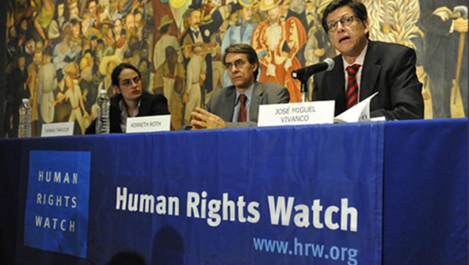 Human Rights Watch nói Việt Nam gian dối về hồ sơ nhân quyền với Liên Hiệp Quốc