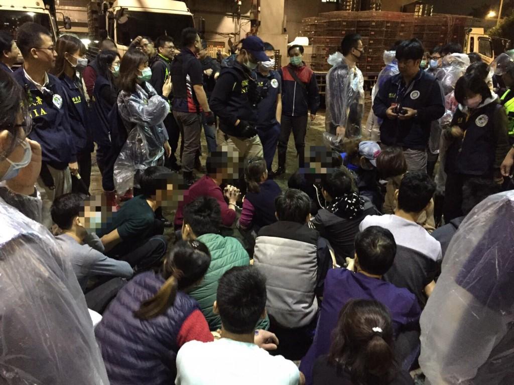 Bắt 22 người lao động & du khách Việt Nam làm việc bất hợp pháp ở lò giết mổ ở Đài Bắc