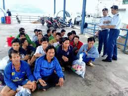 Malaysia tịch thu tàu đánh cá và bắt 22 ngư dân Việt Nam