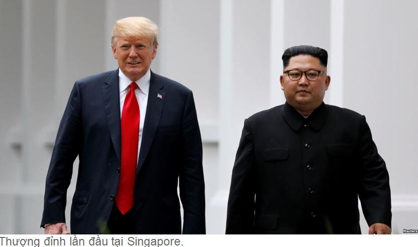 Trump – Kim tại Việt Nam: Trọng được gì? (Phạm Chí Dũng)