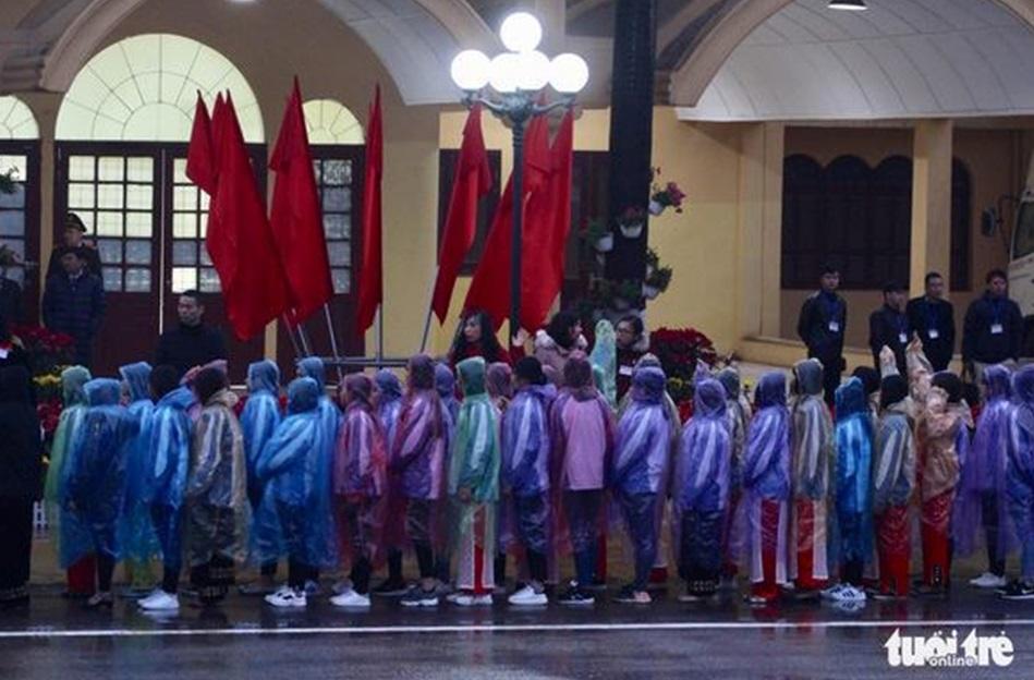 Cuộc tiếp đón Kim Jong Un và biểu tượng của nền giáo dục cai trị (Đỗ Thành Nhân- Việt Nam Thời Báo)