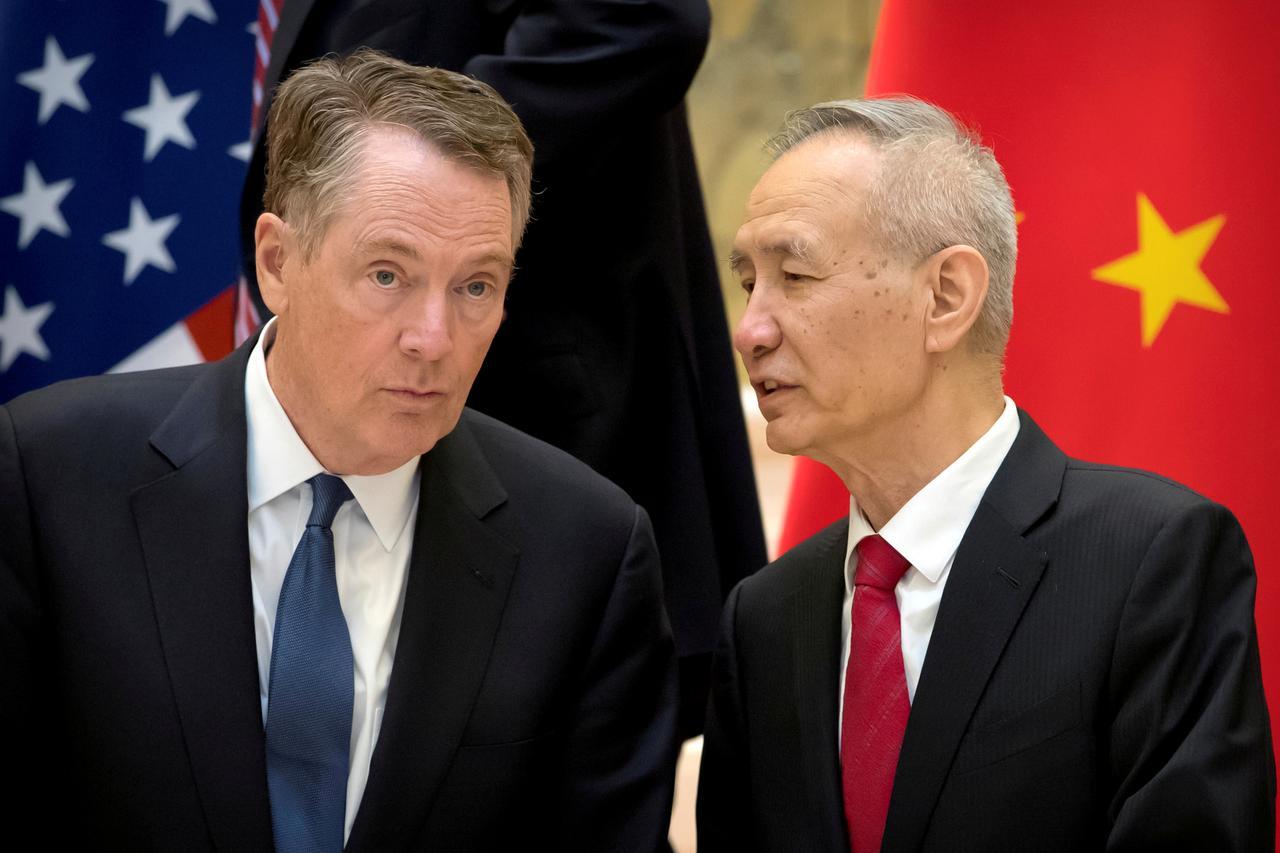 Phái đoàn cao cấp Hoa Kỳ đến Trung Cộng để đàm phán thương mại