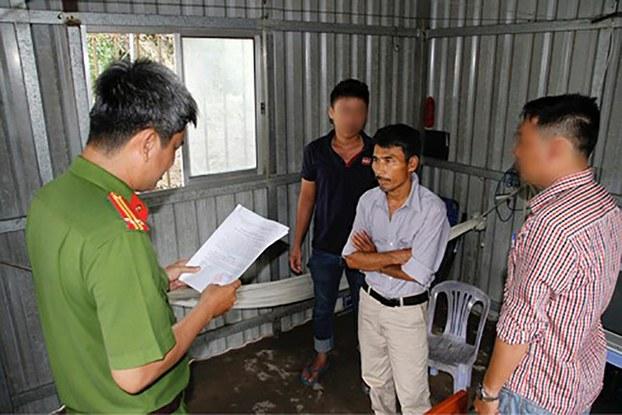 Phiên toà sơ thẩm xét xử nhà hoạt động Lê Minh Thể bị hoãn