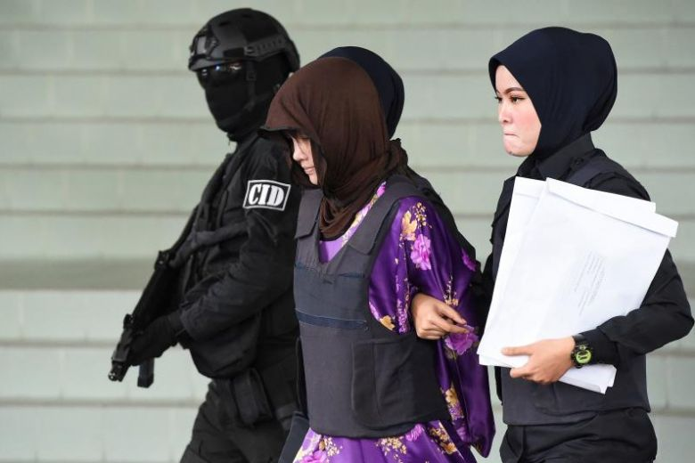 Bị cáo Việt Nam bị truy tố tội ám sát ông Kim Jong Nam ra toà Malaysia vào ngày 11 tháng 3
