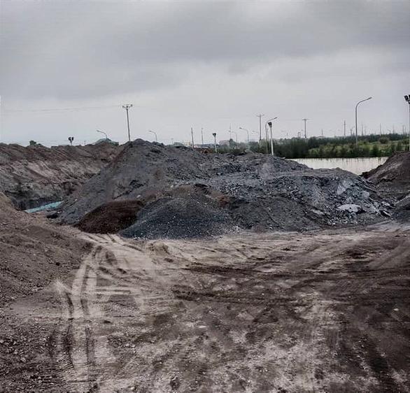 Bộ tài nguyên môi trường CSVN đồng ý cho Formosa đổ gần 1 triệu tấn chất thải thép ra môi trường