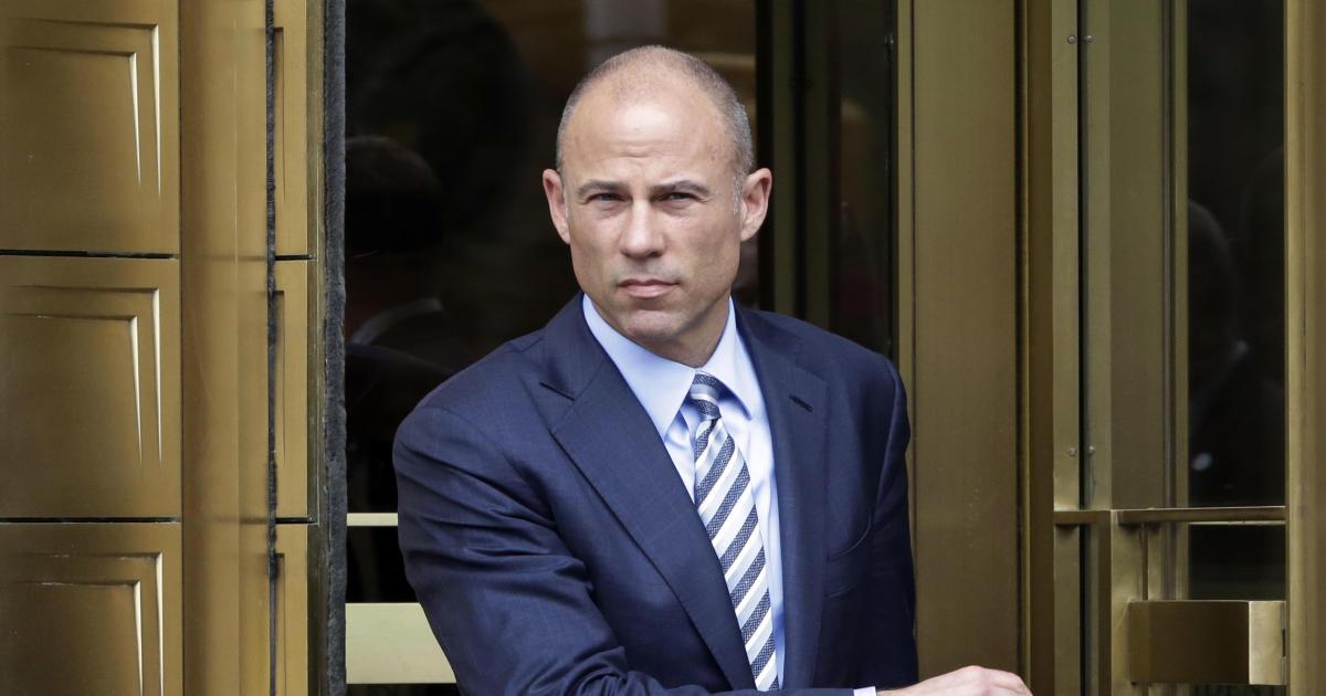 Luật sư Michael Avenatti bị bắt vì gian lận và tống tiền