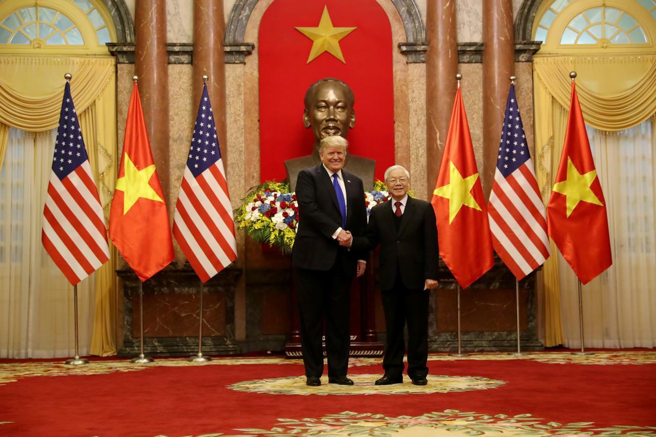 Tại sao Nguyễn Phú Trọng thăm Mỹ năm 2019? (Phạm Trần)