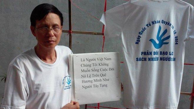 Tù nhân lương tâm Nguyễn Văn Túc bị đối xử hà khắc trong Trại giam số 6