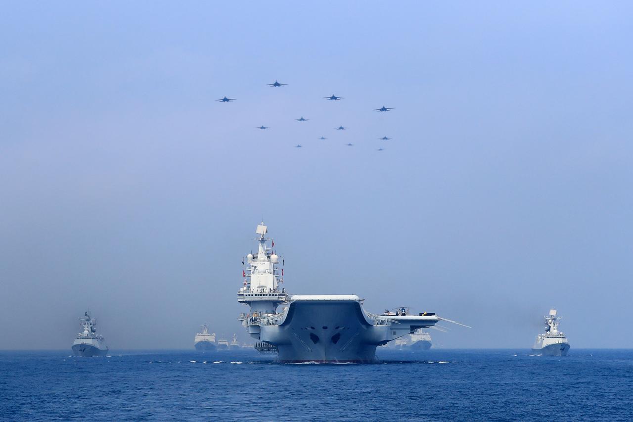 Chuyên gia Trung Cộng tuyên bố Bắc Kinh cần tăng cường năng lực răn đe trên biển Đông