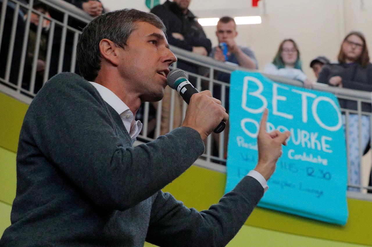 Ông Beto O'rourke tổ chức vận động tranh cử tại thành phố biên giới El Paso