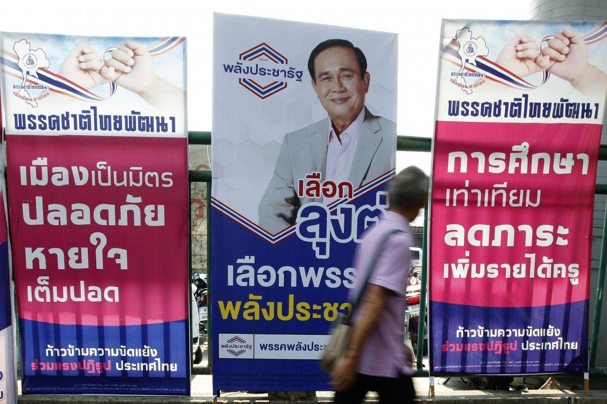 Hoa Kỳ hy vọng Thái Lan sớm quay về với chính phủ dân cử