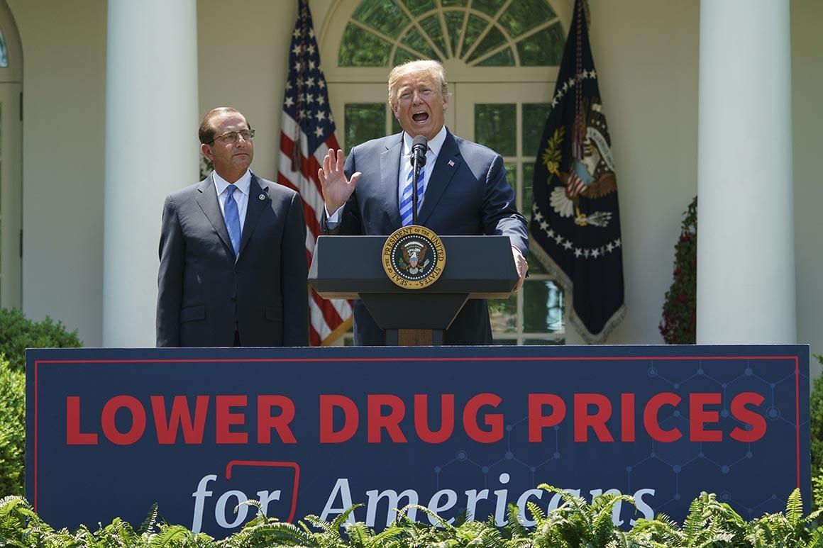 Người Mỹ ủng hộ chính phủ tìm cách giảm giá thuốc