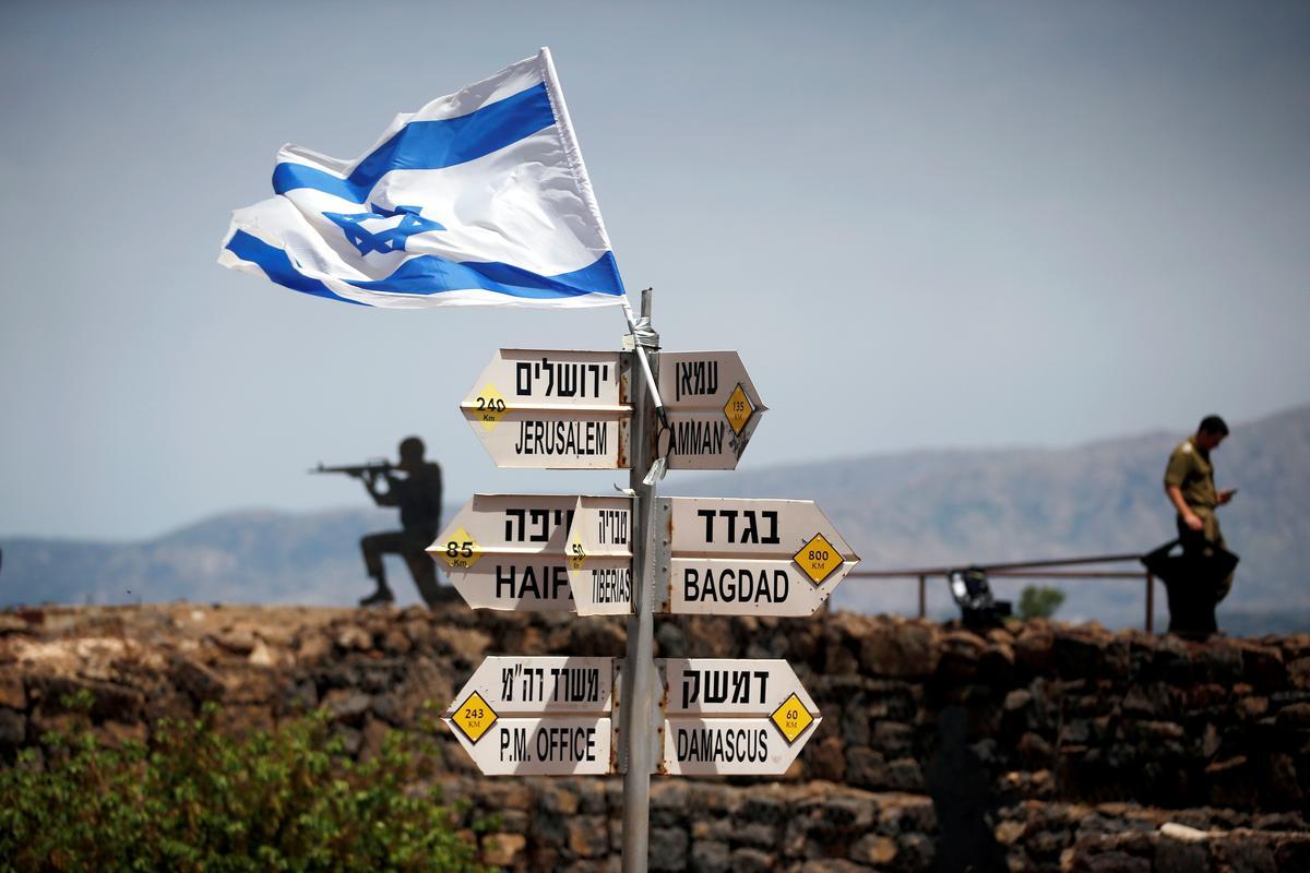 Tổng thống Trump tuyên bố sẽ công nhận chủ quyền của Israel đối với Cao nguyên Golan