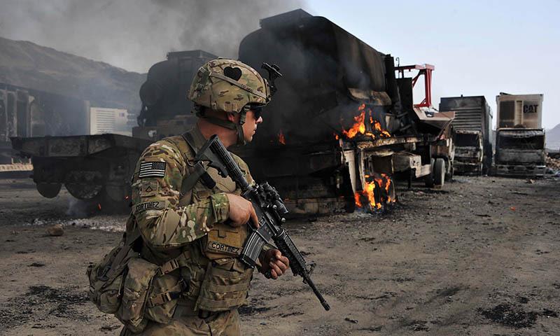 Hàng chục thường dân Afghanistan thiệt mạng trong các trận giao tranh