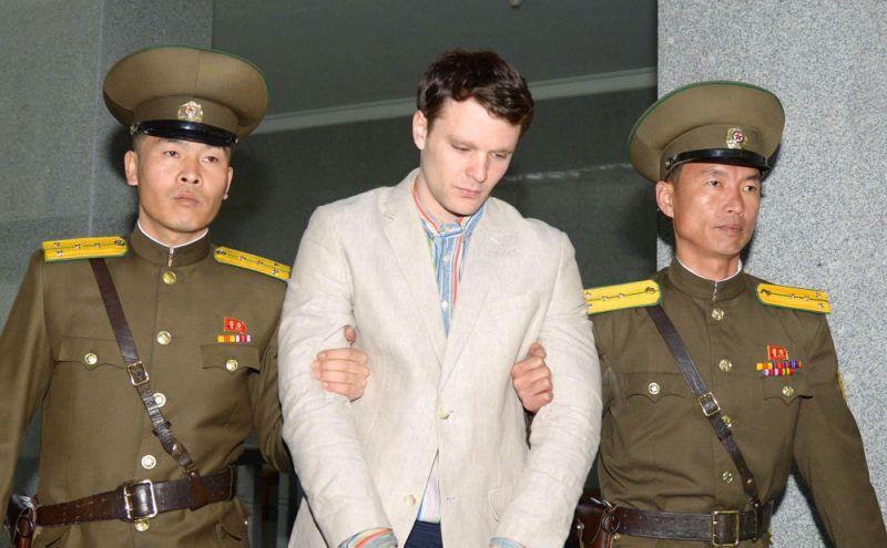 Tổng thống Donald Trump cho rằng Chủ tịch Bắc Hàn Kim Jong Un không hay biết về sự việc của sinh viên Otto Warmbier