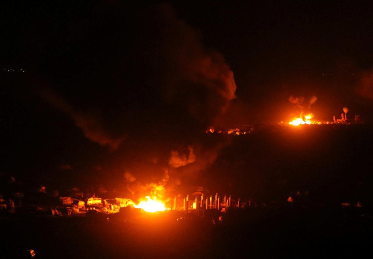 Cuộc tấn công vào lãnh thổ cuối cùng của Nhà nước Hồi giáo ở Syria đi đến hồi kết