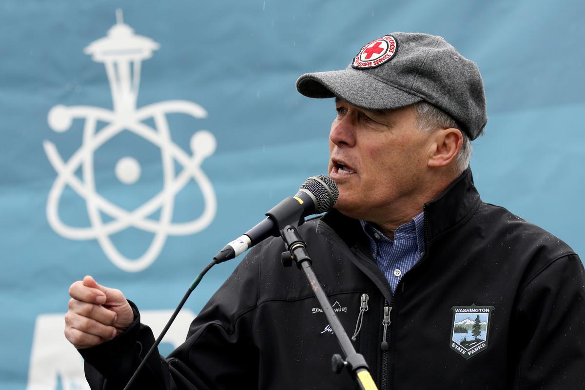 Thống đốc tiểu bang Washington Jay Inslee tuyên bố tranh cử tổng thống năm 2020