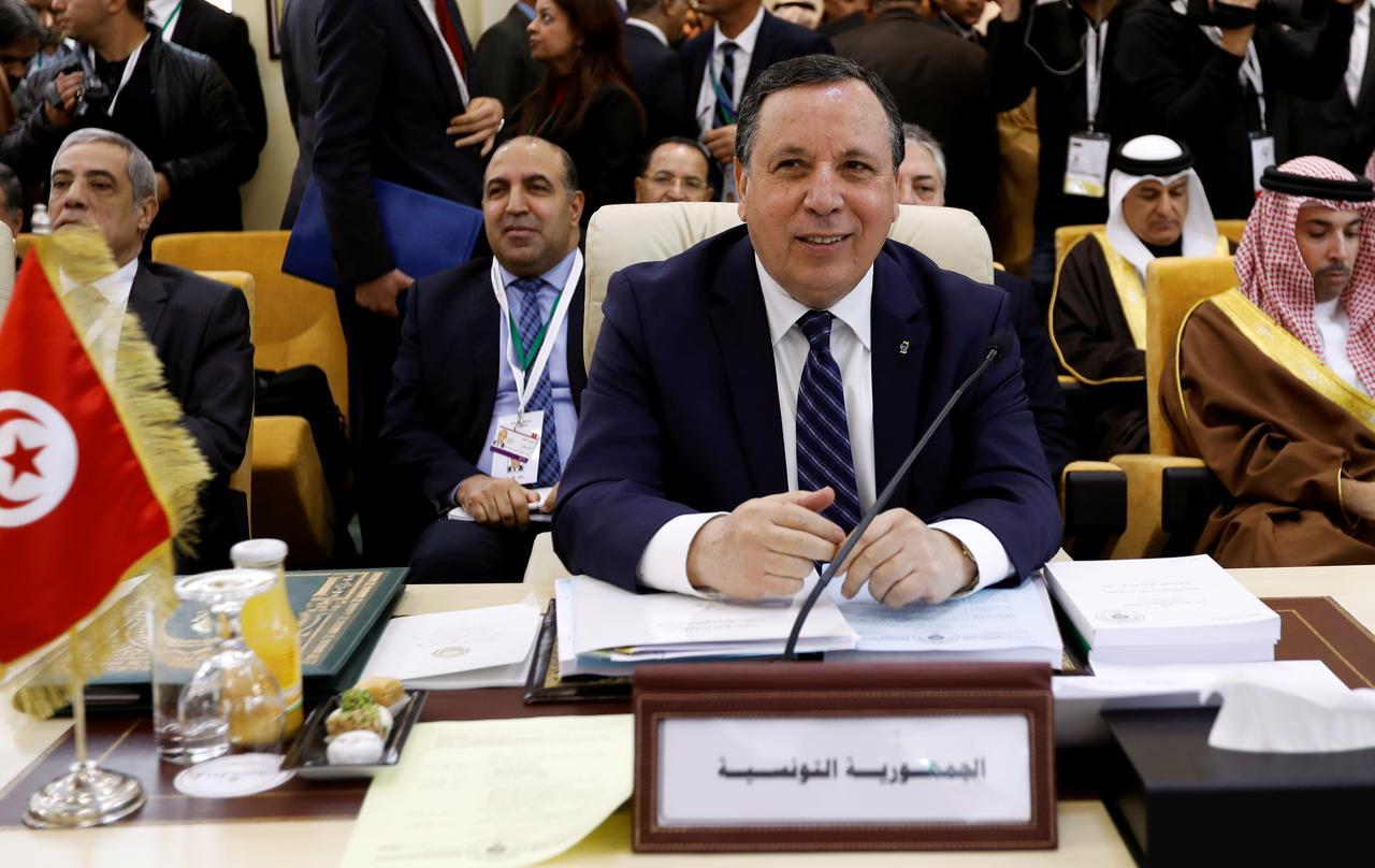 Tunisia sẽ hợp tác với Arab về quyết định của Hoa Kỳ nhìn nhận cao nguyên Golan thuộc Isarel
