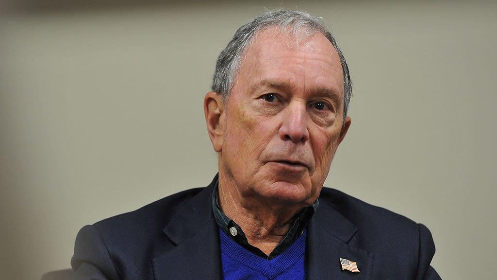 Cựu thị trưởng Michael Bloomberg không tham gia tranh cử tổng thống