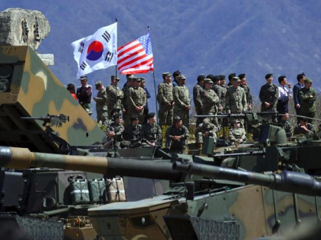 Hoa Kỳ và Nam Hàn dự kiến thay thế các cuộc tập trận mùa xuân