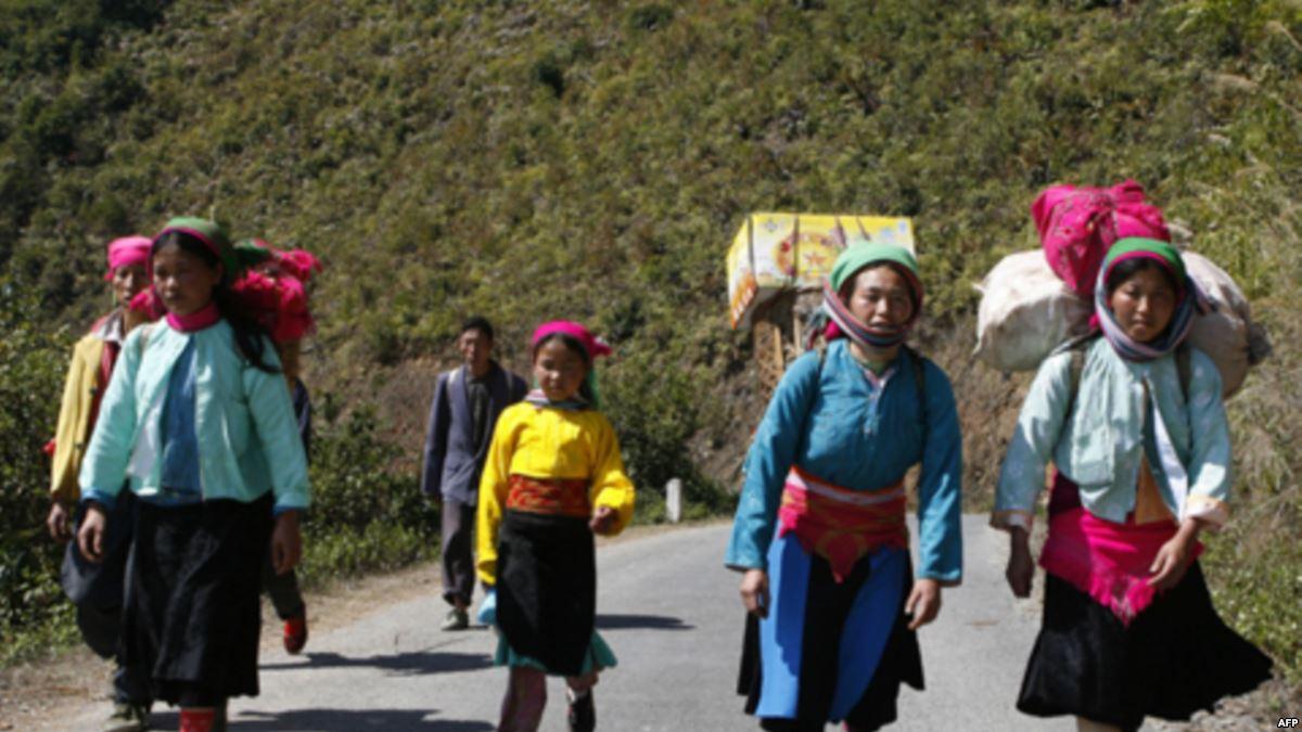 Sắc tộc Hmong theo Ky-tô giáo ở Việt Nam bị nhà cầm quyền ngược đãi, hãm hại
