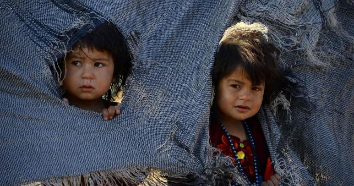 Cuộc chiến tranh Afghanistan đang gây ra thiệt hại nặng nề đối với trẻ em
