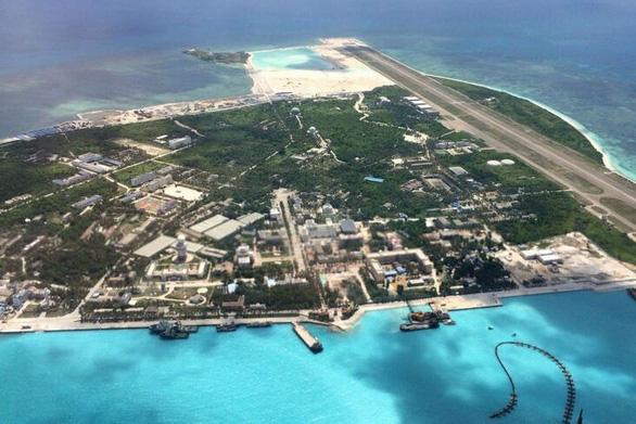 Trung Cộng lên kế hoạch biến đảo Phú Lâm thành căn cứ hậu cần chiến lược