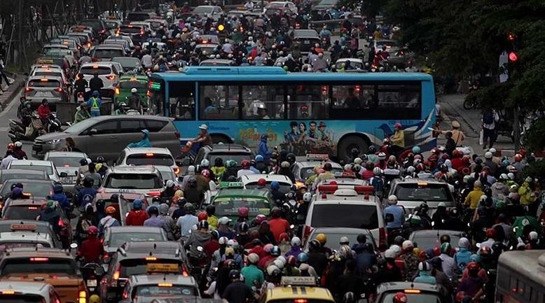 Tỉ lệ tăng trưởng GDP của Việt Nam đang tụt lùi