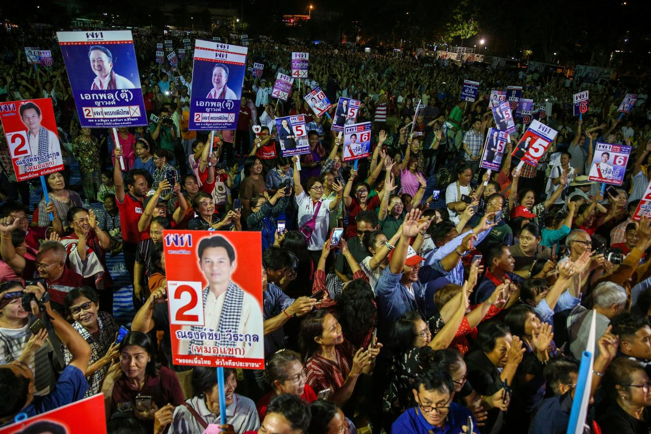Phe dân túy của Thái Lan đang gặp bất lợi lớn trong cuộc bầu cử năm nay
