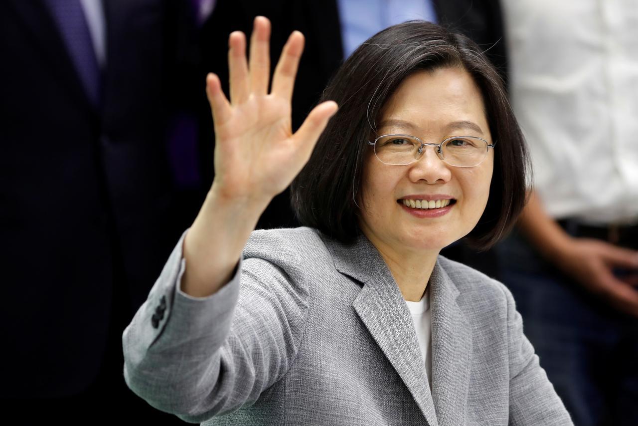 Trung Cộng kêu gọi Hoa Kỳ ngăn chặn Tổng thống Đài Loan Thái Anh Văn quá cảnh tại Hawaii