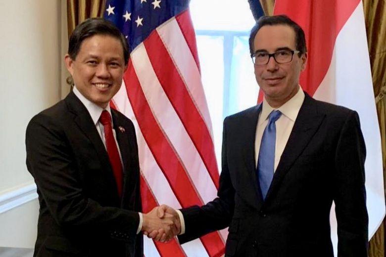 Singapore cho rằng Hoa Kỳ nên tiếp tục vai trò của họ ở Đông Nam Á