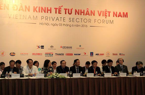 Sau 30 năm đổi mới, khối công ty tư nhân Việt Nam chỉ đóng góp chưa đến 10% GDP