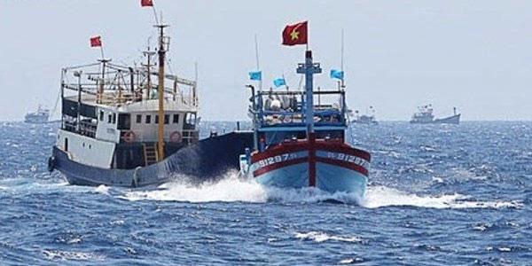 Lần đầu tiên Hội nghề cá yêu cầu Trung Cộng bồi thường vì đâm chìm tàu cá ngư dân Việt Nam ở Hoàng Sa