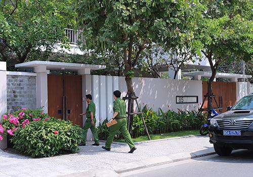 Mới vừa nghỉ hưu, cựu phó chủ tịch Đà Nẵng bị công an khám nhà