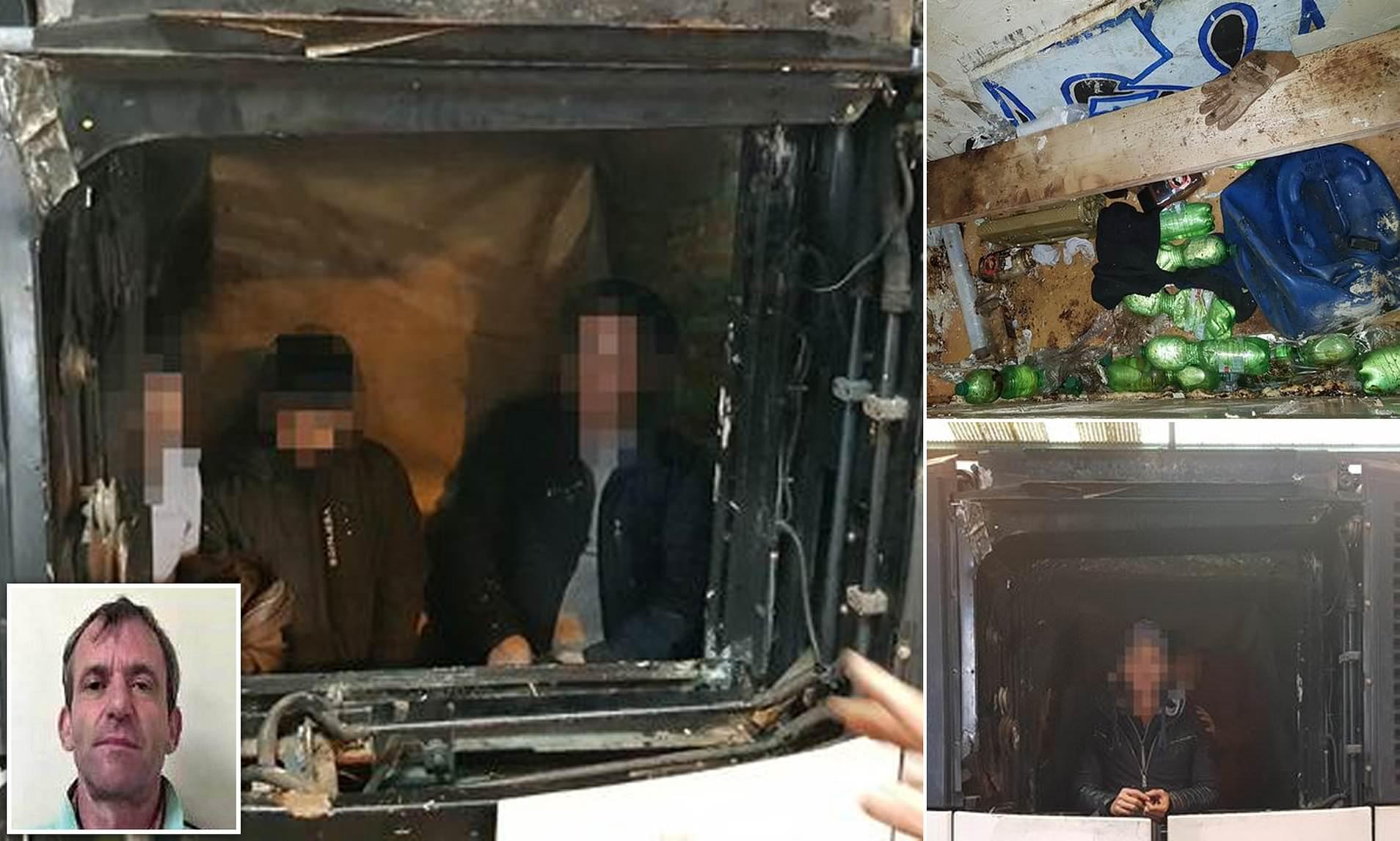 Bắt một người đàn ông Romania lái xe hàng chở 10 người Việt Nam trốn sang nước Anh