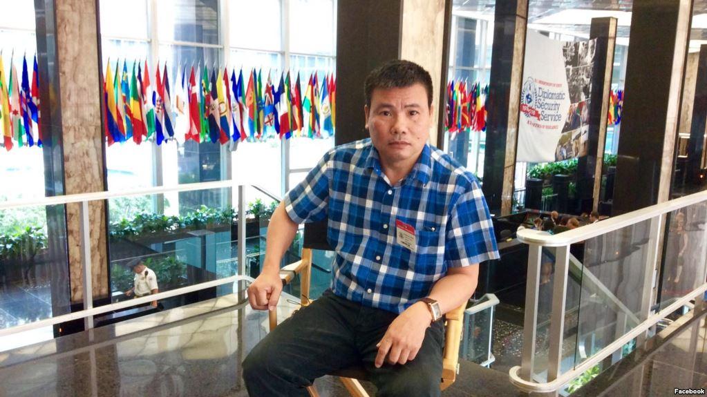 12 nghị sỹ hối thúc EU nêu sự việc của Trương Duy Nhất và Bạch Hồng Quyền với Thái Lan