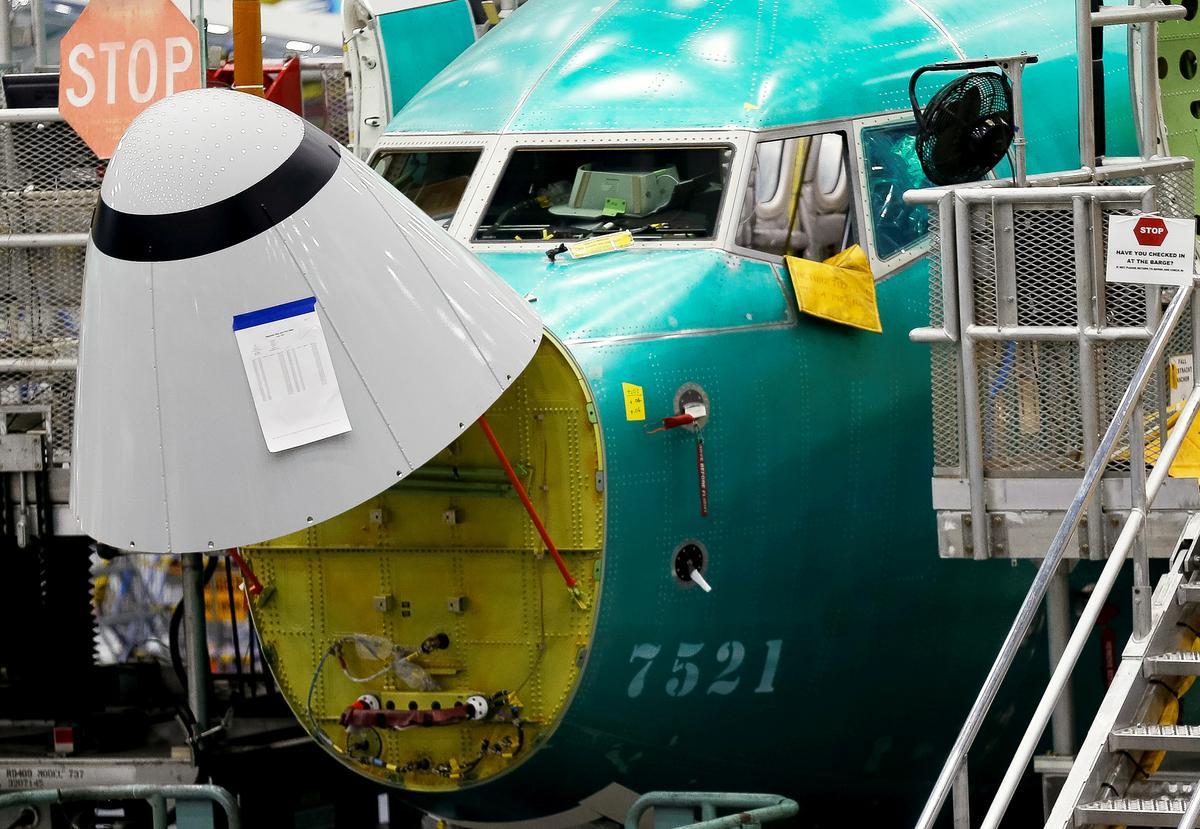 Boeing công bố bản sửa lỗi phần mềm của dòng máy bay 737 MAX