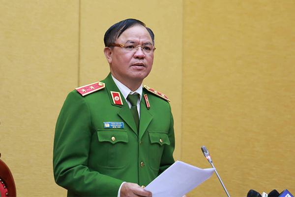 Bộ công an CSVN công bố nguyên nhân bắt Trương Duy Nhất