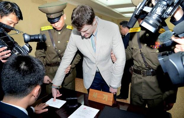 Kim Jong Un bị lên án về cái chết của sinh viên Hoa Kỳ Otto Warmbier