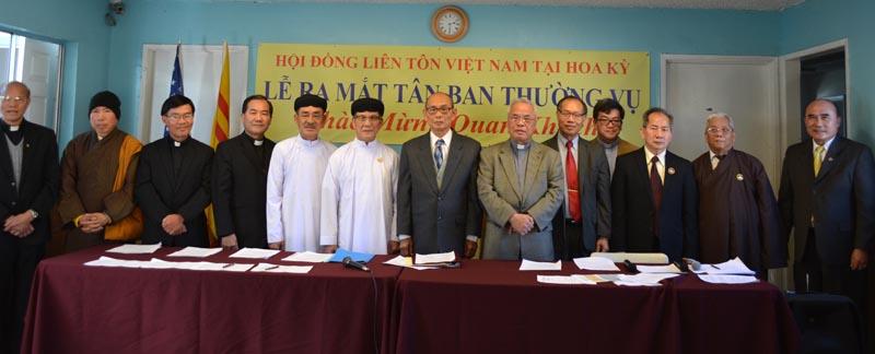 Hội đồng Liên tôn Việt Nam tại Hoa Kỳ sẽ tiếp đón phái đoàn từ Bộ Ngoại giao Hoa Kỳ