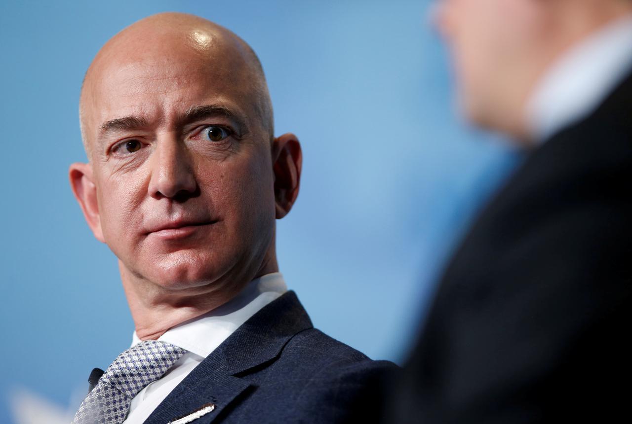 Dữ kiện cá nhân trên điện thoại của giám đốc công ty Amazon bị Saudi đánh cắp
