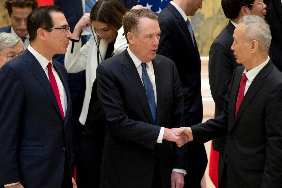 Hoa Kỳ và Trung Cộng khởi sự đàm phán thương mại tại Bắc Kinh