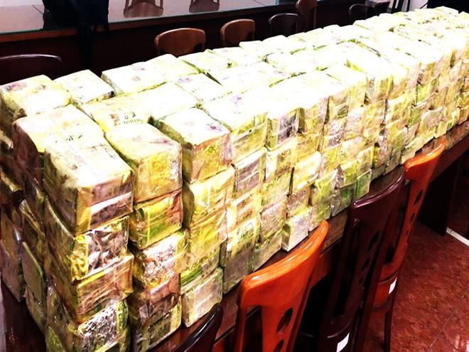 Công an CSVN bắt lượng ma túy lớn nhất tại Sài Gòn có liên quan đến người Hoa lục