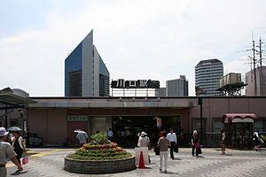 Một ông người Việt Nam bị đâm ở gần ga xe lửa Nishi-Kawaguchi, Nhật Bản