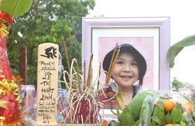 Giỗ đầu bé gái 9 tuổi người Việt Nam bị giết tại Abiko, Nhật Bản