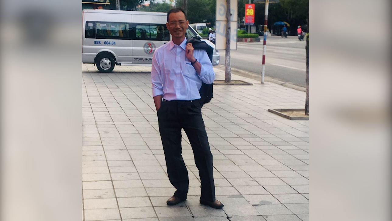Một công dân Pháp bị bắt ở Sài Gòn vẫn còn bị công an CSVN giam giữ
