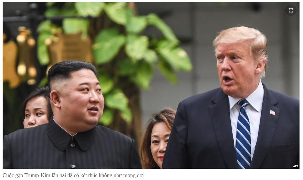 Thượng đỉnh Hà Nội: Trump trắng tay, Kim nâng cao vị thế? (VOA Tiếng Việt)